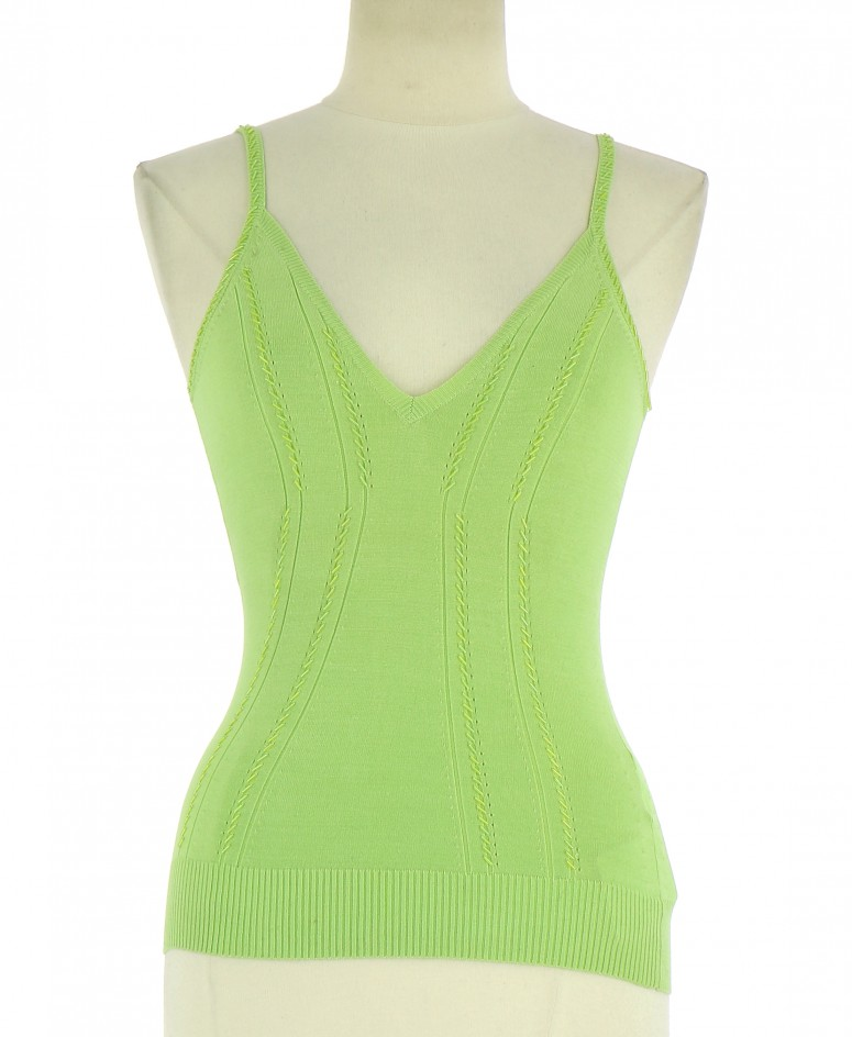 Vetements Top GIANFRANCO FERRE VERT CLAIR