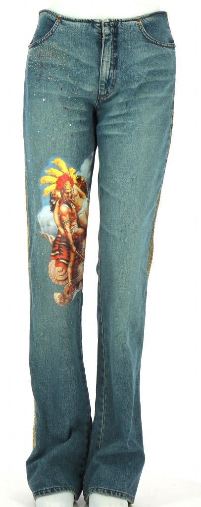 Vetements Jeans VOYAGE PASSION BLEU