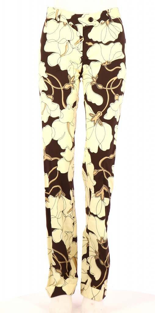 Vetements Pantalon MOSCHINO CHEAP AND CHIC MULTICOLORE