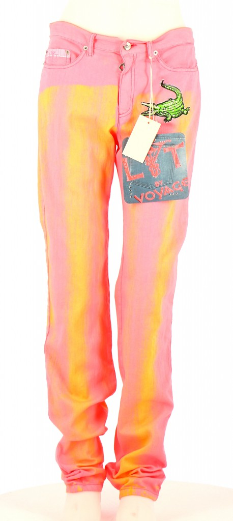 Vetements Pantalon LYT BY VOYAGE ROSE