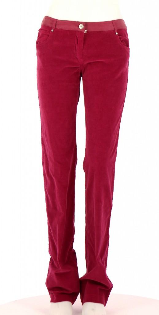 Vetements Pantalon LYT BY VOYAGE FUSCHIA