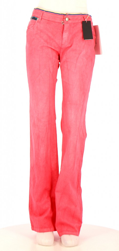 Vetements Pantalon LYT BY VOYAGE ROSE