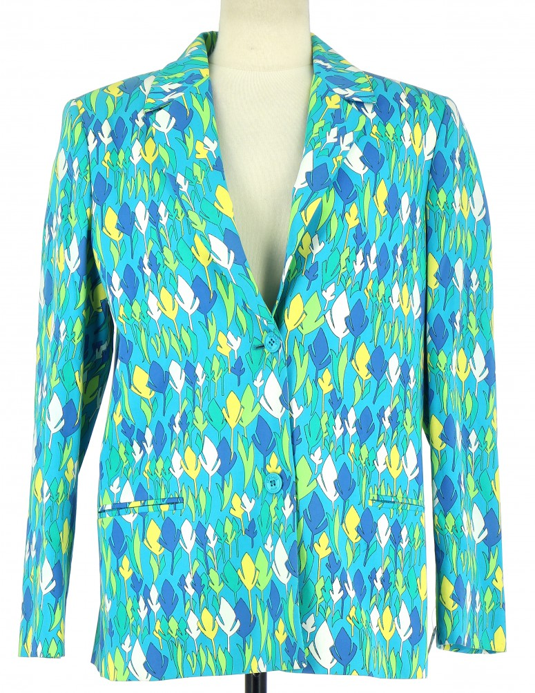 Vetements Veste / Blazer VERSACE MULTICOLORE