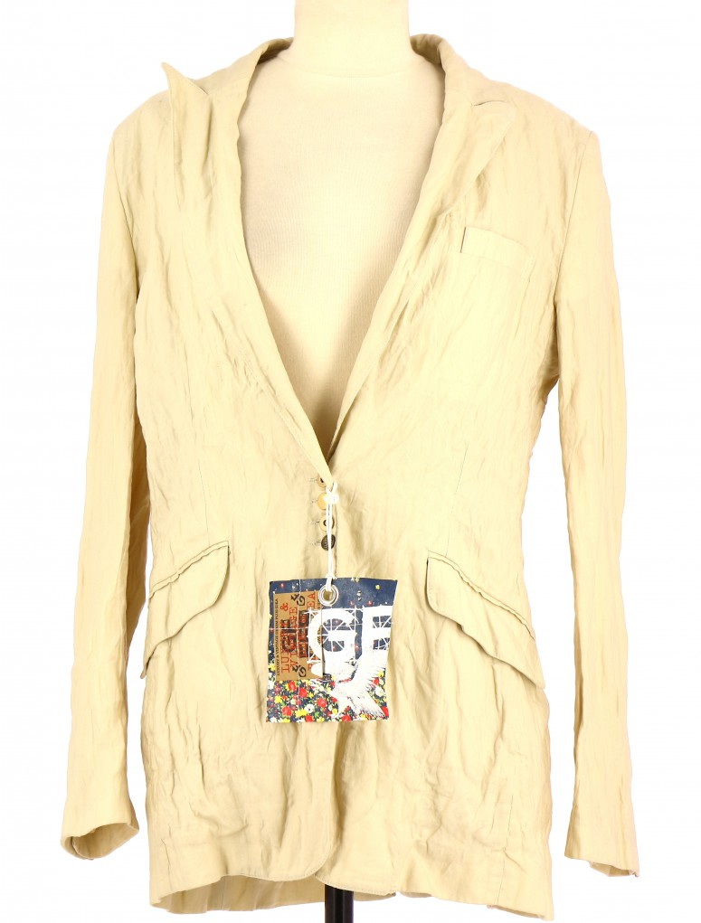 Vetements Veste / Blazer GIANFRANCO FERRE BEIGE
