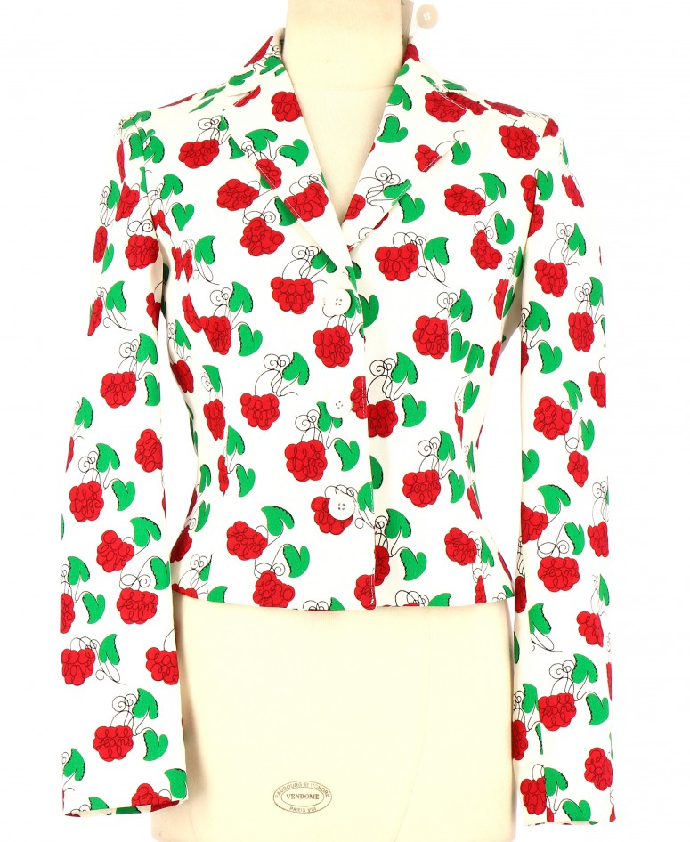 Vetements Veste / Blazer MOSCHINO MULTICOLORE