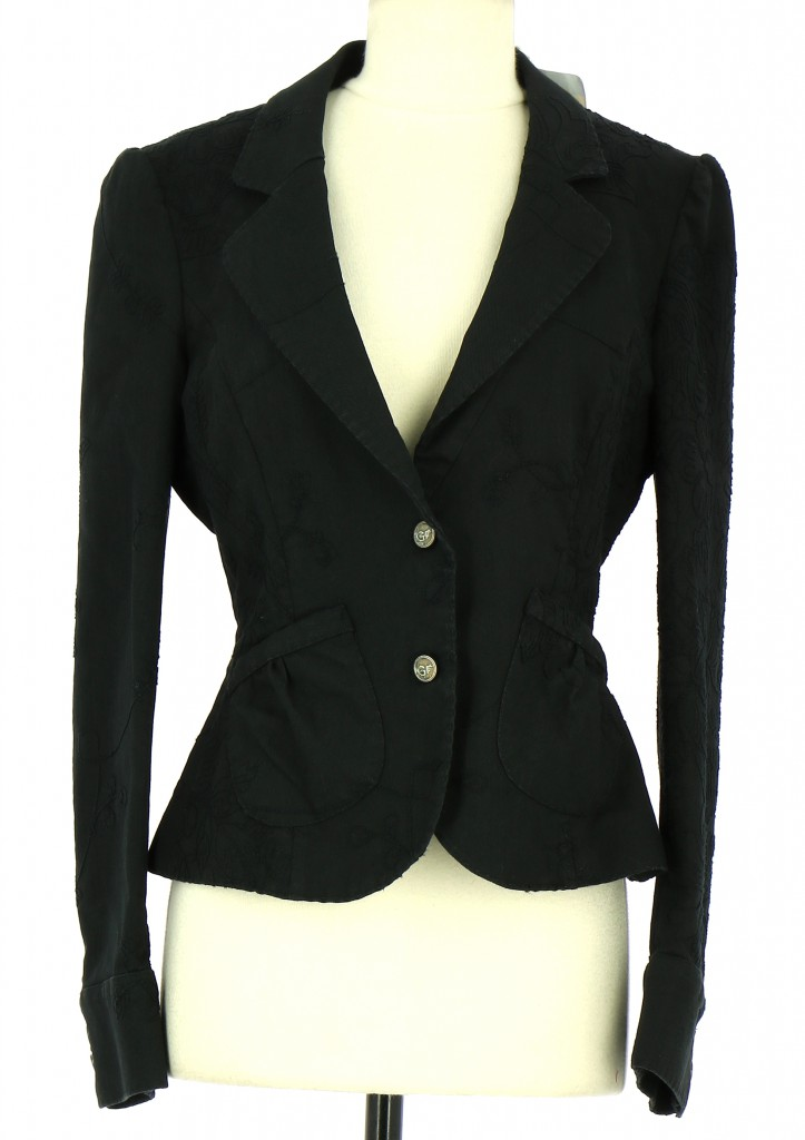 Vetements Veste / Blazer GIANFRANCO FERRE NOIR
