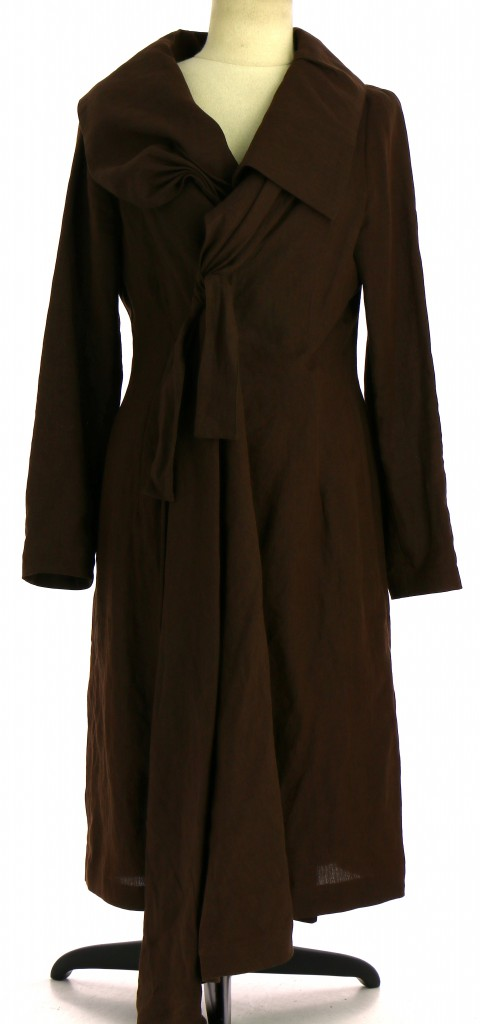 Vetements Trench SONIA SPECIALE CHOCOLAT