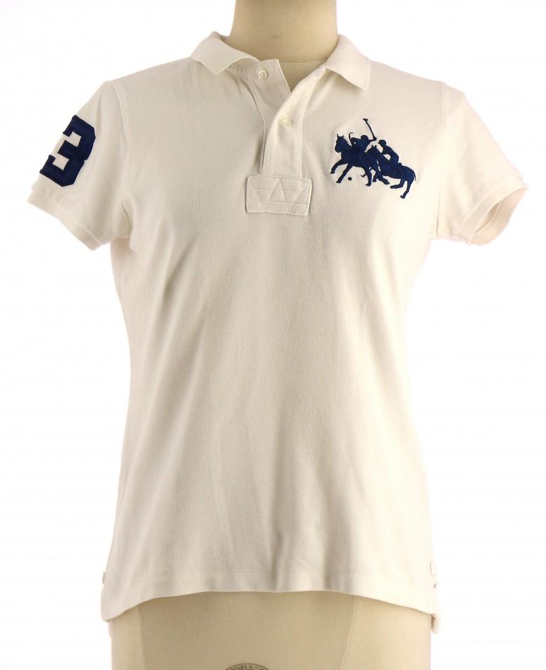 09ee69d2e61 Tee Shirt Polo Ralph Lauren Femme
