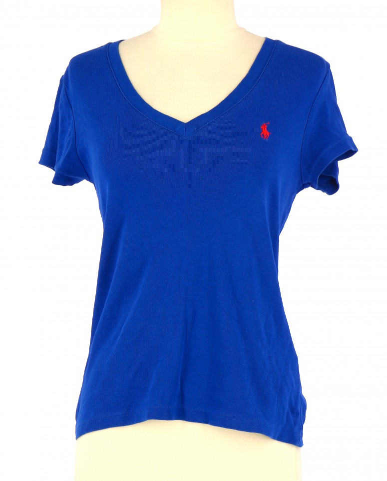 Tee-Shirt RALPH LAUREN Femme M pas cher en Achat - Vente 86292457abe9