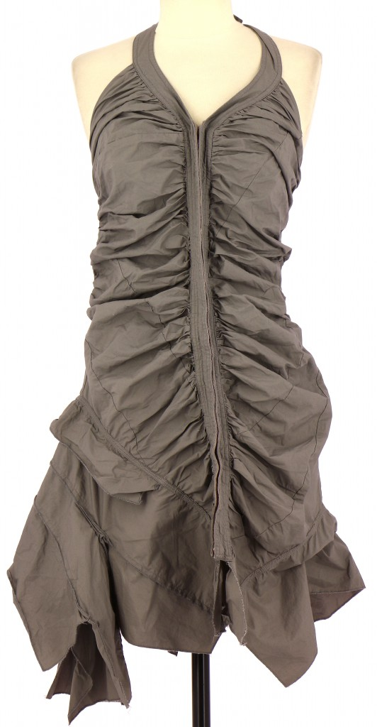Vetements Robe ONE STEP GRIS