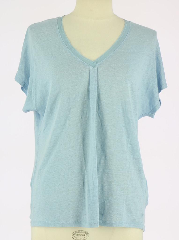 Vetements Tee-Shirt GERARD DAREL BLEU CLAIR
