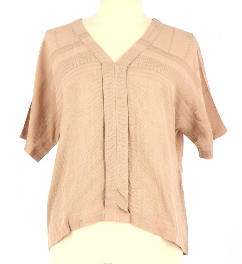 Vetements Blouse JOE RETRO BEIGE