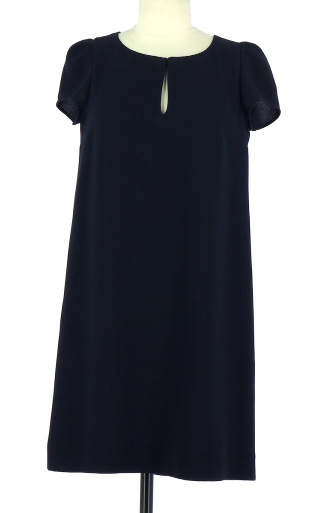 Vetements Robe PABLO DE GERARD DAREL BLEU MARINE