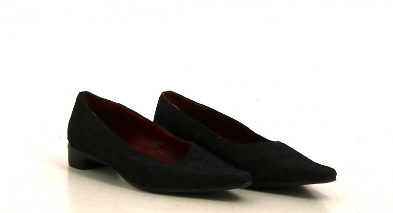 Chaussures Ballerines SAN MARINA NOIR