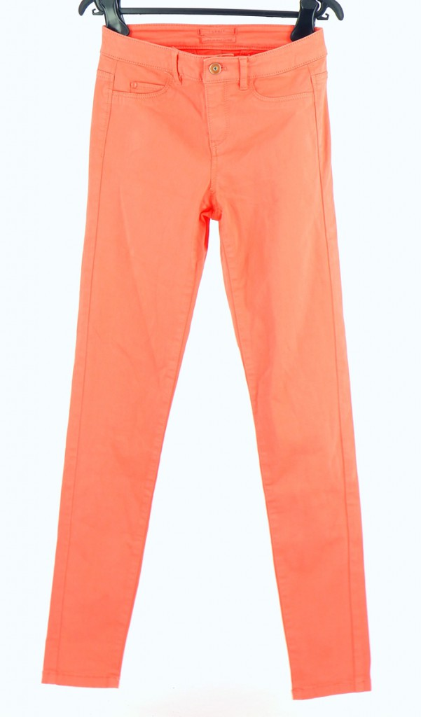 Vetements Pantalon ESPRIT ORANGE