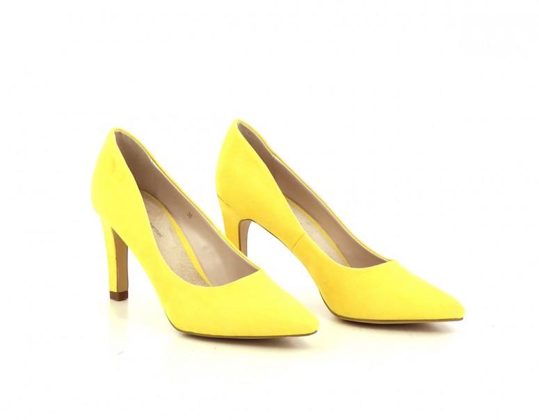Chaussures Escarpins ESSENTIEL JAUNE