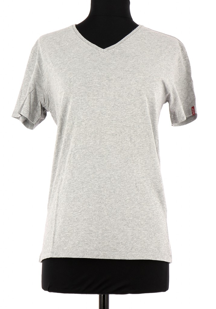 Vetements Tee-Shirt LEVI'S GRIS