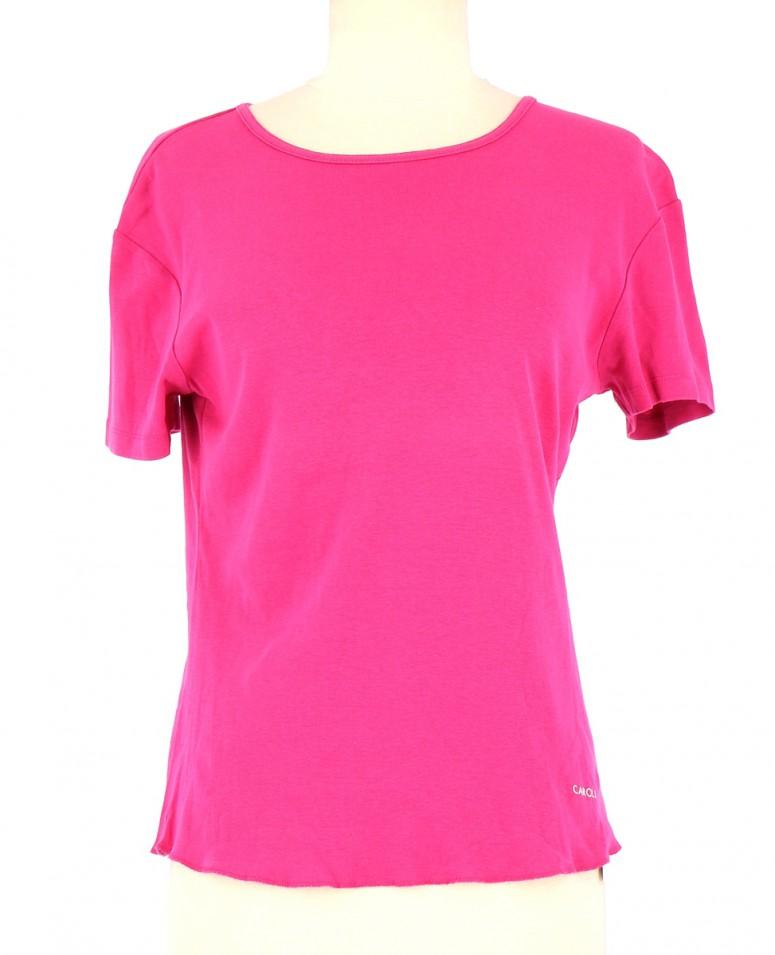 Vetements Tee-Shirt CAROLL FUSCHIA