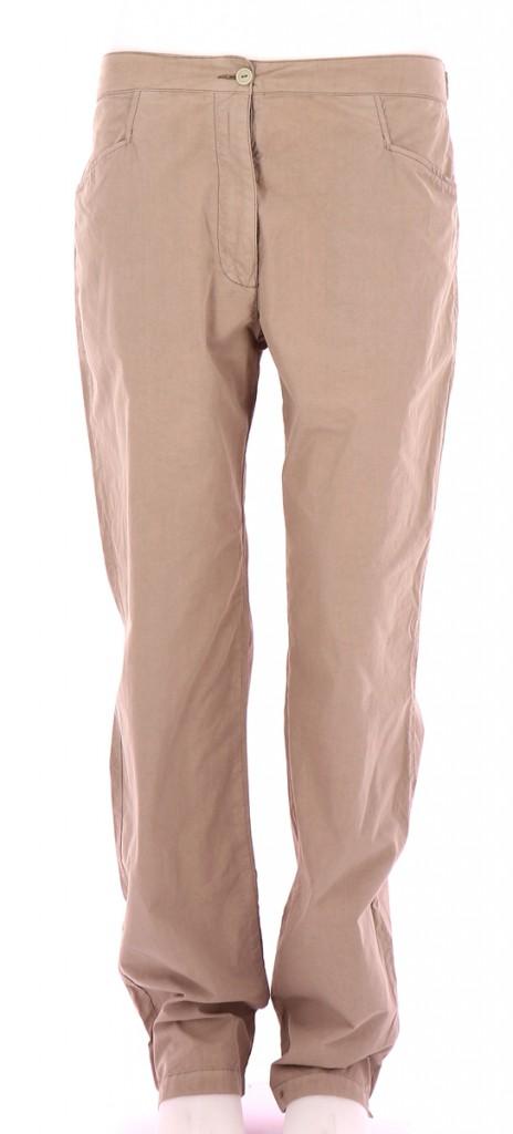 Vetements Pantalon BENSIMON BEIGE