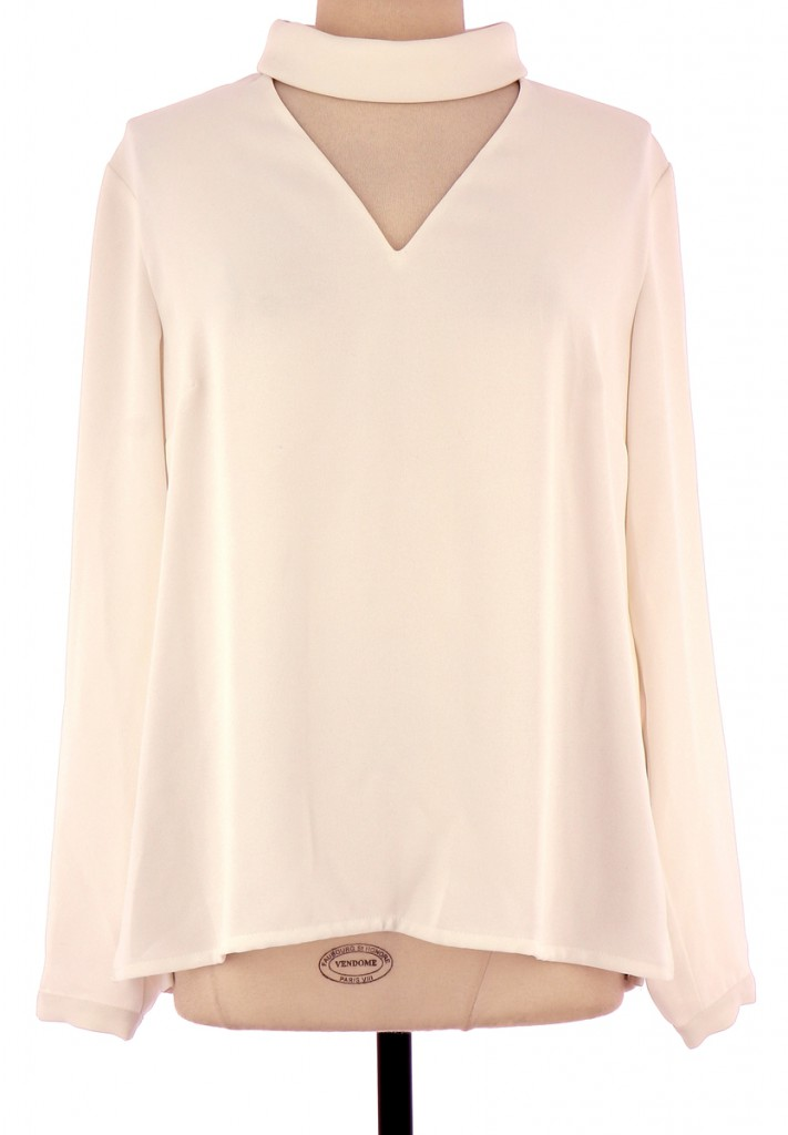 Vetements Blouse ZAPA BLANC