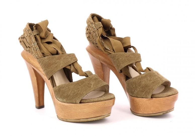 Chaussures Escarpins VANESSA BRUNO OR
