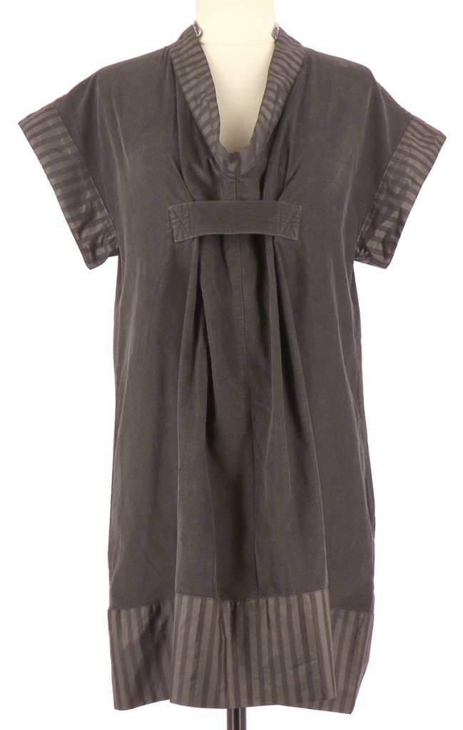 Vetements Robe COP COPINE CHOCOLAT