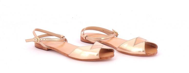 Chaussures Sandales PETITE MENDIGOTE ROSE
