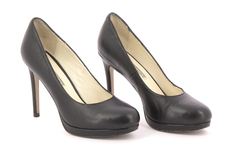 Chaussures Escarpins BUFFALO NOIR