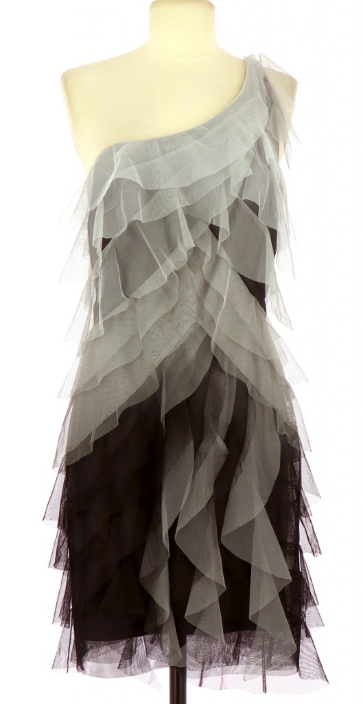 Vetements Robe BCBG MAX AZRIA GRIS