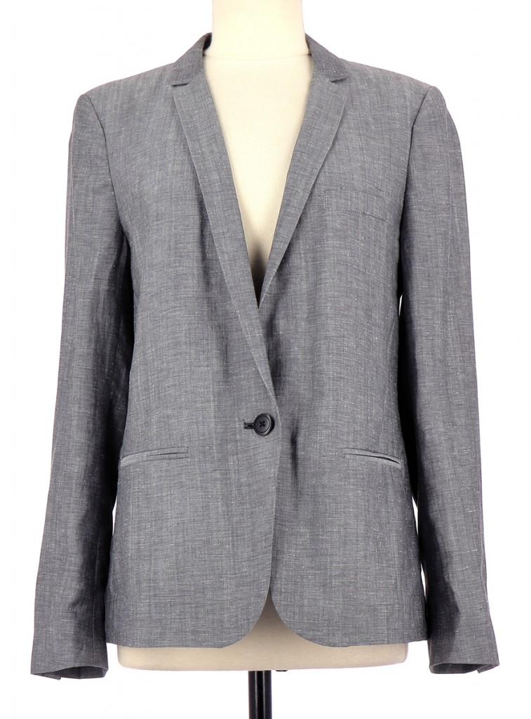 Vetements Veste / Blazer CHLOE GRIS