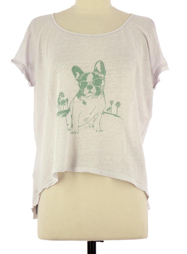 Vetements Tee-Shirt COMPTOIR DES COTONNIERS GRIS