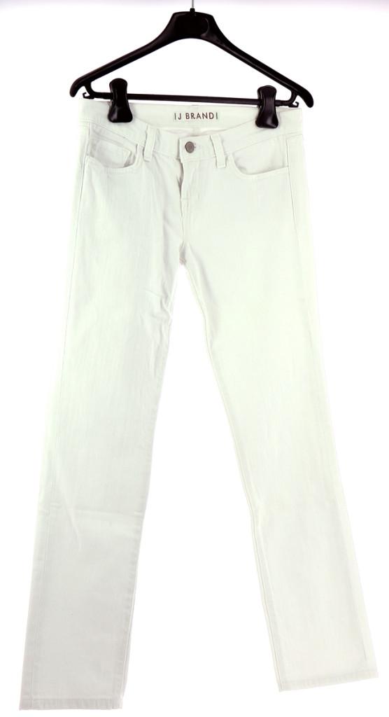 Vetements Jeans J BRAND BLANC