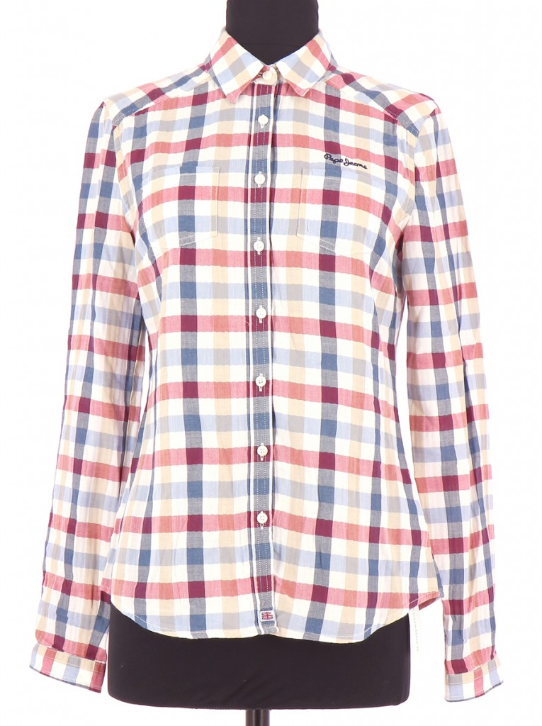 Vetements Chemise PEPE JEANS MULTICOLORE