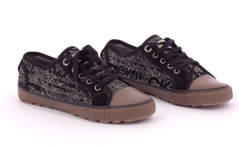Chaussures Derbies CALVIN KLEIN GRIS