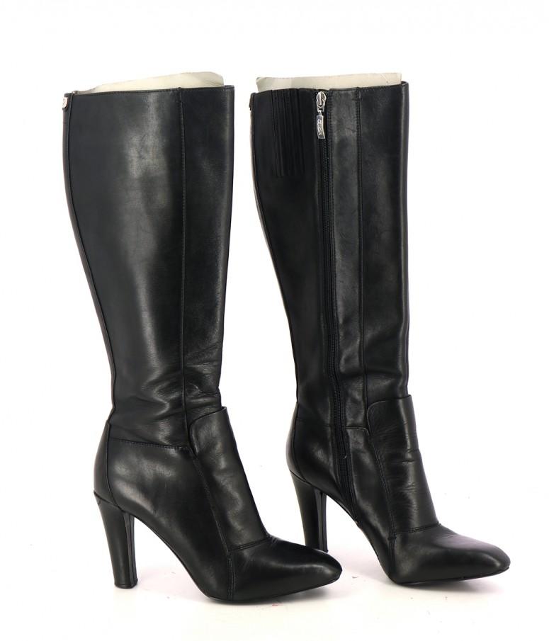 Chaussures Bottes GUESS NOIR