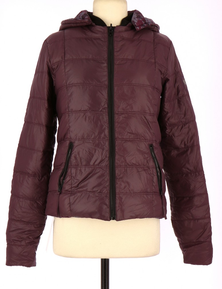 Vetements Manteau BERENICE BORDEAUX