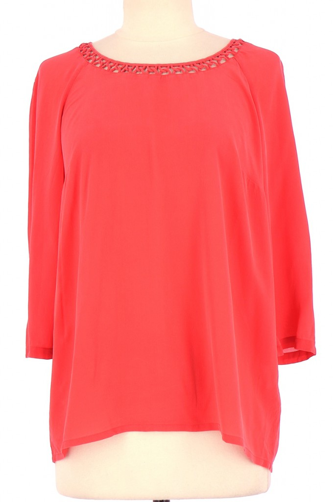 Vetements Blouse BEL AIR ORANGE