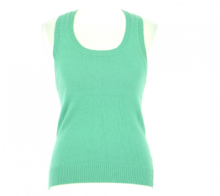 Vetements Top DIAB'LESS VERT CLAIR
