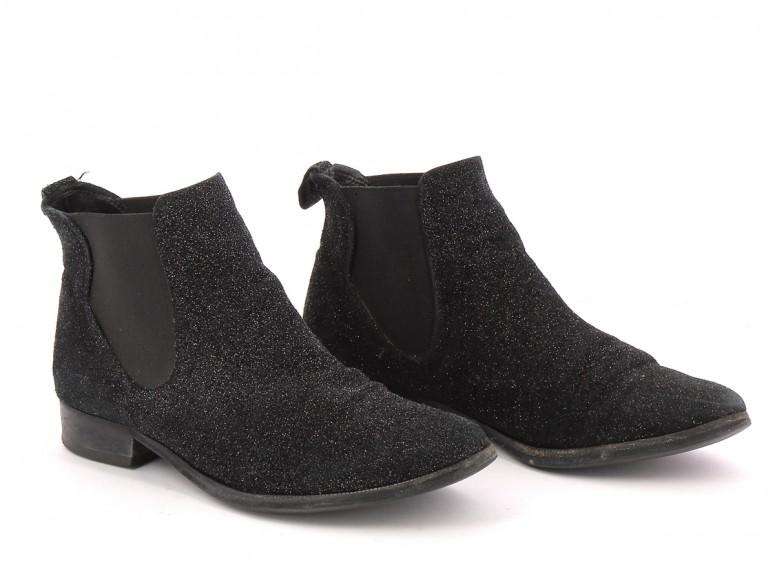 Chaussures Bottines / Low Boots CLAUDIE PIERLOT NOIR