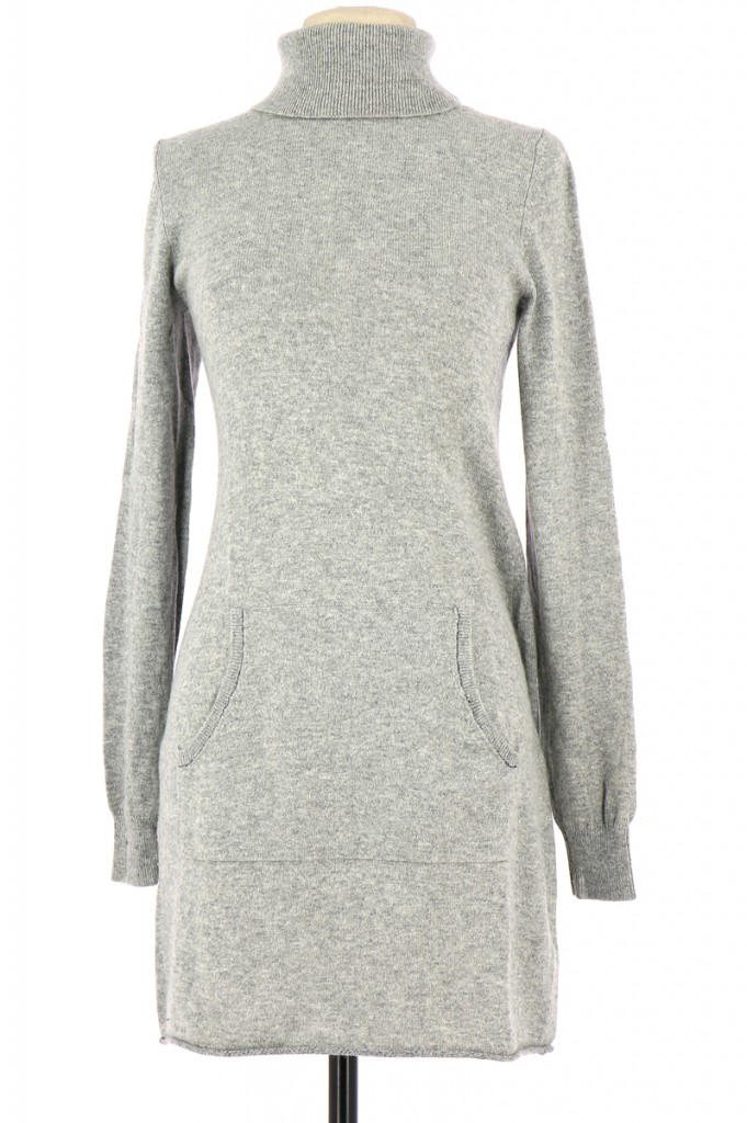 Vetements Robe BERENICE GRIS