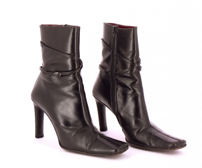 Chaussures Bottines / Low Boots SAN MARINA NOIR