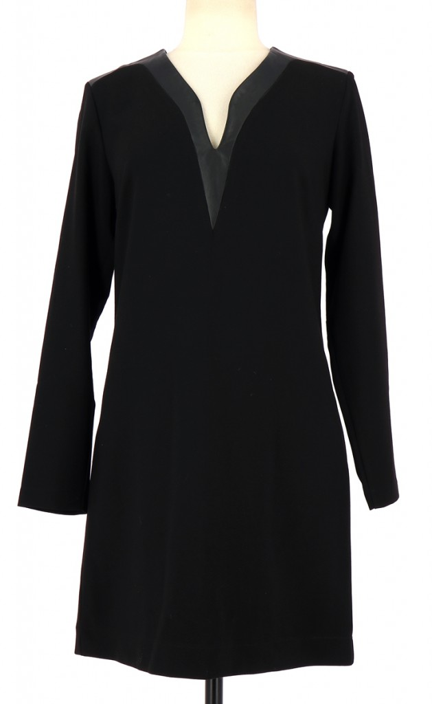 Vetements Robe BISCOTE NOIR