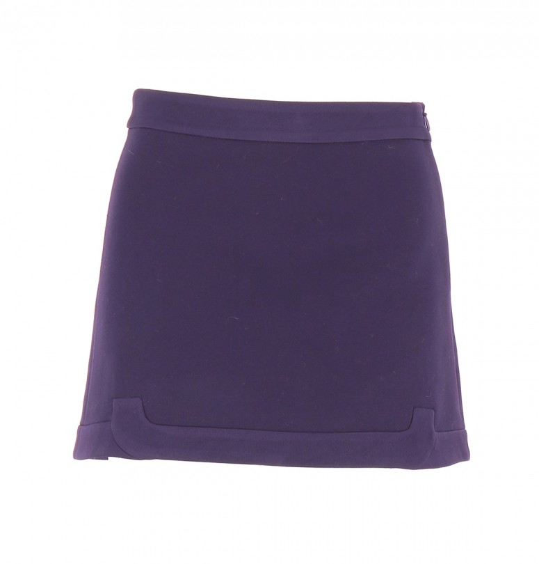 Vetements Jupe MAJE VIOLET