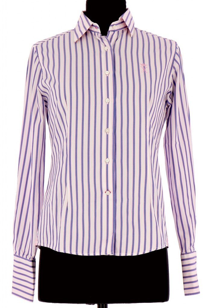 Vetements Chemise VICOMTE ARTHUR MULTICOLORE
