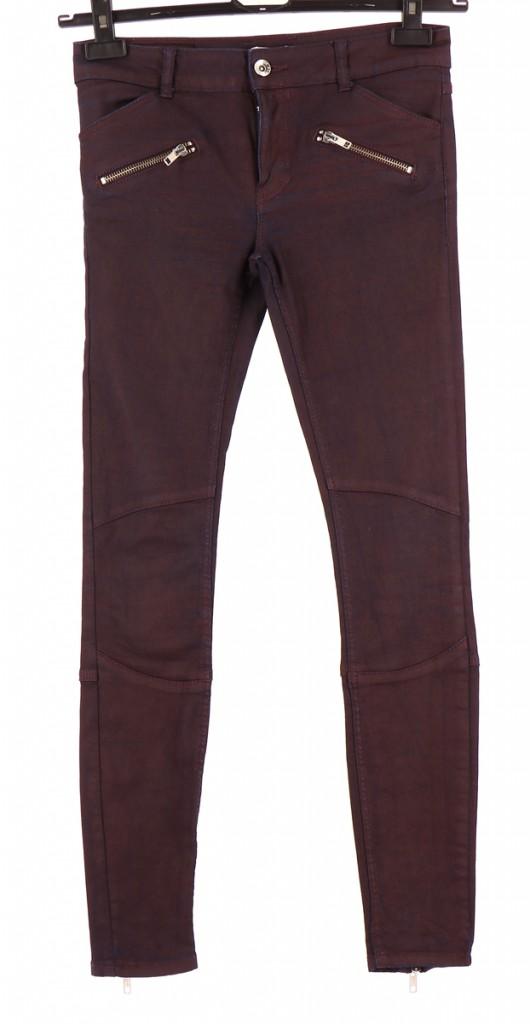 Vetements Jeans CLAUDIE PIERLOT VIOLET