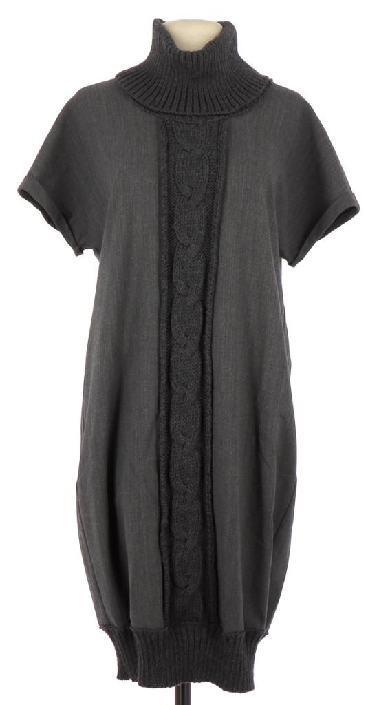Vetements Robe PENNY BLACK GRIS
