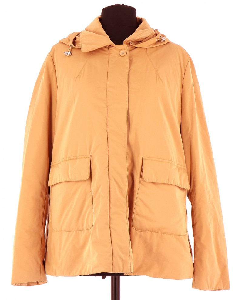 Vetements Blouson GEOX BEIGE