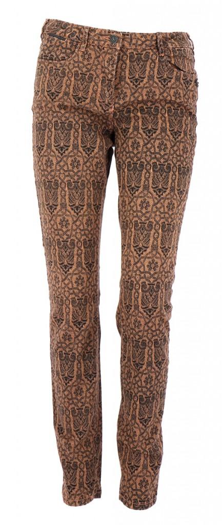 Vetements Jeans MAISON SCOTCH MARRON