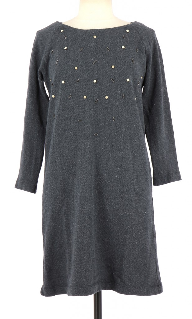 Vetements Robe I CODE BY IKKS BLEU MARINE