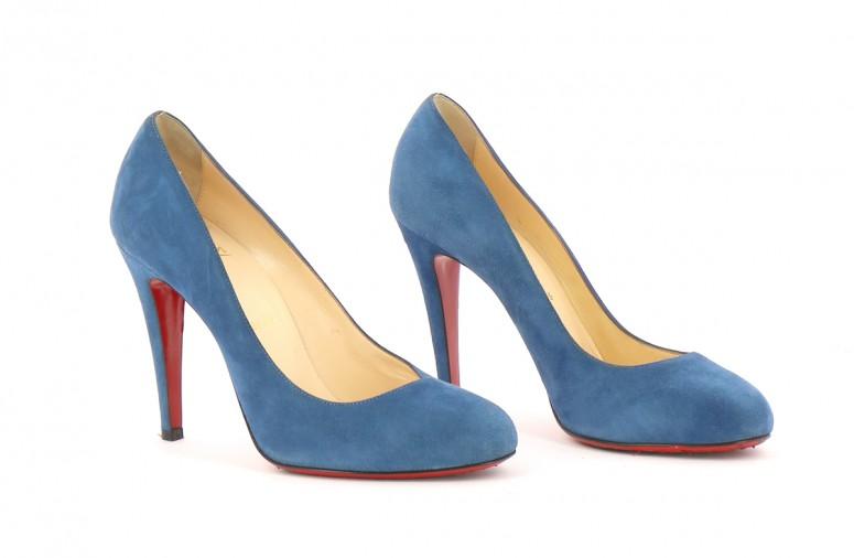 chaussures de séparation 29fc4 b4f5e Escarpins CHRISTIAN LOUBOUTIN Chaussures pas cher en Achat ...